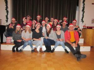 Team-Weihnachtsfeier 2016