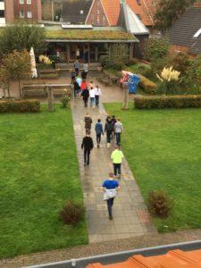 Langeoog 2017 - auf dem Weg zum Forum
