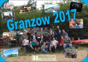 "Granzow 2017 - das ""Danach-Plakat"" ... :-)"