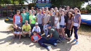 Gruppe Strand 1
