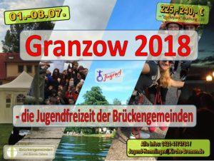 Plakat Granzow 2018