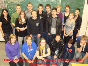 ÖKT 2010 - Gruppe