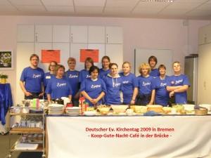 Gute-Nacht-Café 2009